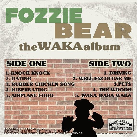 Fozzie Bear online dating