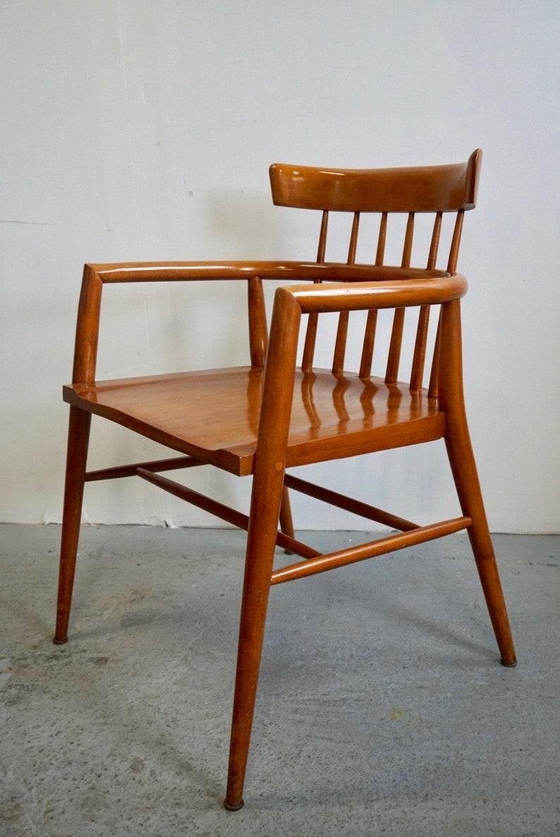image 0 ... & Paul McCobb Captains Chair | Etsy