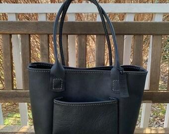 Crisp FALL Sale Large Leather Handbag* Brown Leather Handbag* Soft Leather Bag* Boho Handbag* Large Leather Purse* The Kacee