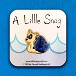Early Bird Snog Pin - Now Shipping!