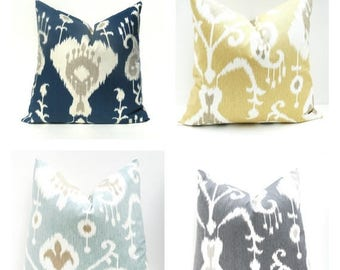 15% Off Sale Euro Pillow Sham Decorative Pillows , 22x22 pillow cover ,pillow covers 24x24 - 26x26 - Spa Blue - Floor Pillow - Floor Cushion