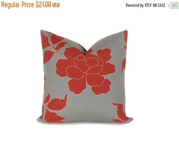 40% Off Sale Outdoor Pillow Cover Decorative Throw Pillow Etsy Amazing Decorative Outdoor Pillows On Sale