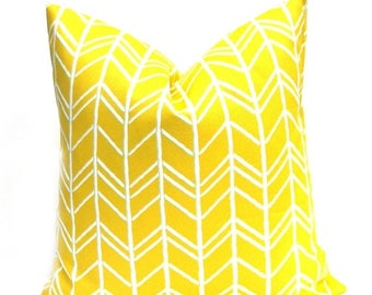 15% Off Sale Outdoor Pillow Outdoor Pillow Cover Yellow Pillow Yellow Throw Pillow Accent Pillow Toss Pillow Outdoor Pillows Decorative Pill