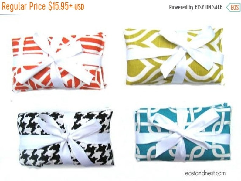 10% Off SALE Heat Pack Heating Pad Flax Heat Pack Hot Cold image 0
