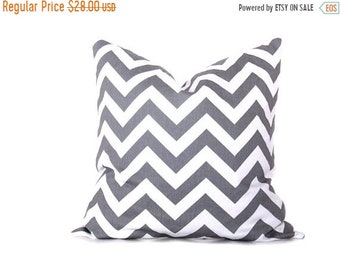 15% Off Sale Decorative Pillow Covers , Euro Pillow Cover Chevron Pillow Covers Throw Pillow Cases Euro Pillow covers Gray Pillow Cover Acce
