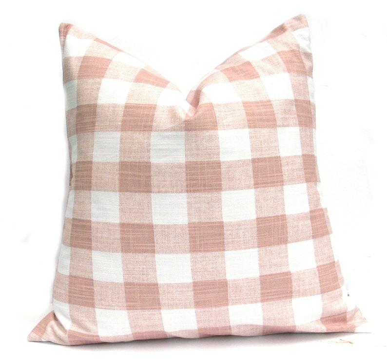 Pink Pillow Pink Pillow Covers Pink Pillows Throw Pillow image 0