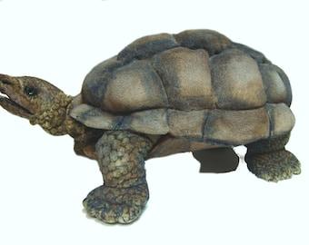 Landschildkröte zum selber nähen ebook 68 Seiten ink. Schnittmuster