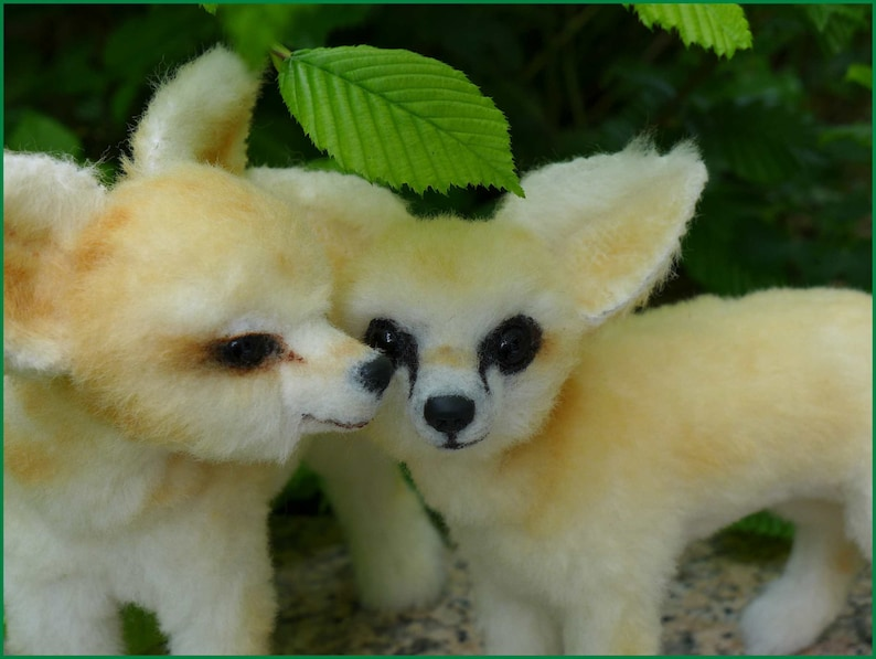 PlanetJune - I've added an adorable new Fennec Fox crochet ... | 597x794