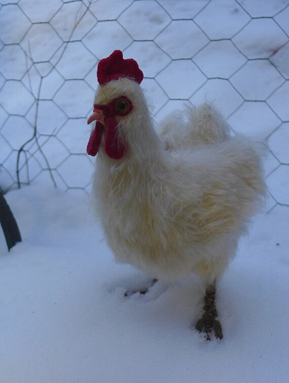 Ein Huhn zum selber nähen. Ebook mit 52 Seiten ink.   Etsy