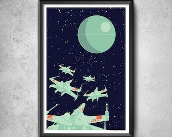 Rogue Squadron - Art Print