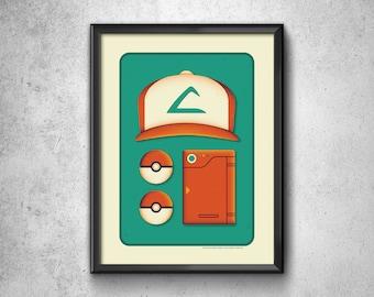 Trainer - Art Print
