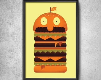 Today's Special - Art Print