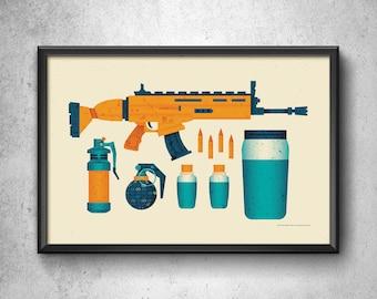 Loot - Art Print