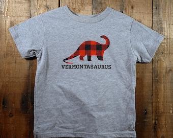 Vermontasaurus Toddler Tee