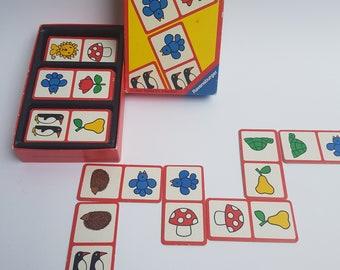 Dick Bruna domino game, 1980s