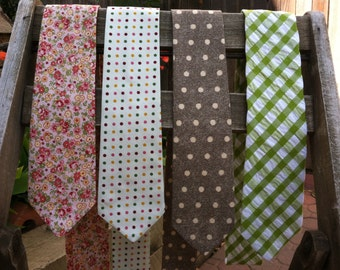 Made to Order - Custom Made Ties - Here Are A Few Examples