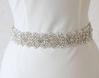 """Jaxie """"Sabina"""" Bridal Belt"""