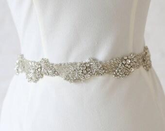 """Jaxie """"Patti"""" Bridal Belt"""