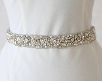 "Jaxie ""Alicia"" Bridal Belt"