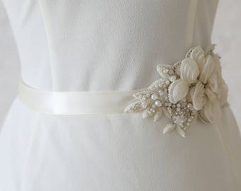 "Jaxie ""Betty"" Bridal Belt"