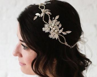 Rebecca Tie-In Headband/Halo