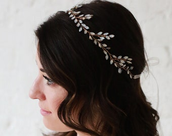 Giselle Tie-In Headband/Halo