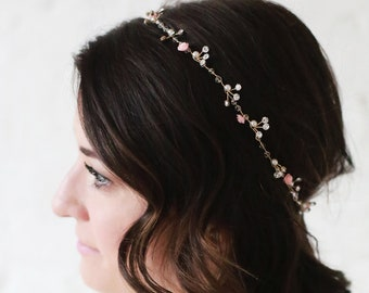 Nova Tie-In Headband/Braid Wrap