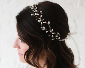 Candice Tie-In Headband/Halo