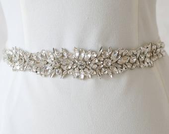 "Jaxie ""Adriana"" Bridal Belt"