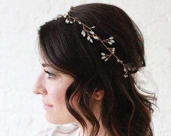 Sheree Tie-In Headband/Halo