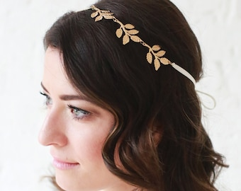 Therese Tie-In Headband