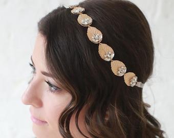 Tessa Tie-In Headband