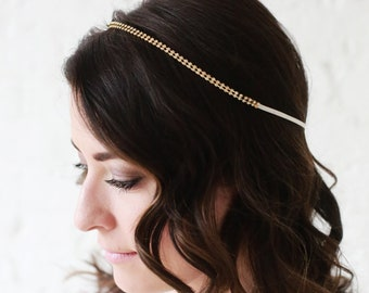 Lana Tie-In Headband