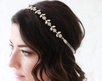 Flora Tie-In Headband