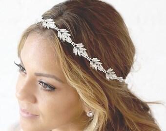 Diana Tie In Headband