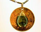 Green Steam Brass