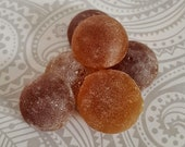 Spicy Coconut Sea Glass Candy