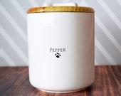 Dog Urn, Pet Urn, Large Dog Urn, Pet Memorial, Dog Urn for Ashes, Custom Dog Urn, Dog Memorial -  Large Size - Custom Urn for Any Pet