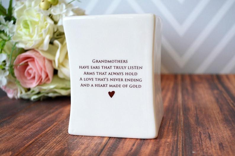 Grandmother Christmas Gift Grandma Christmas Gift  SHIPS image 1