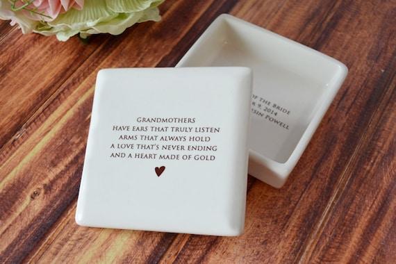 grandma wedding gift grandmother gifts grandmother of bride etsy