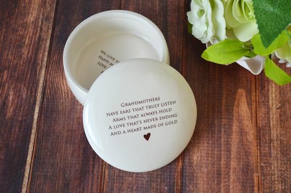 Grandmother Wedding Gift: Grandmother Gift Grandma Gift Grandma Wedding Gift Grandma