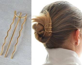Hair fork, Hair accessories, Hair arch