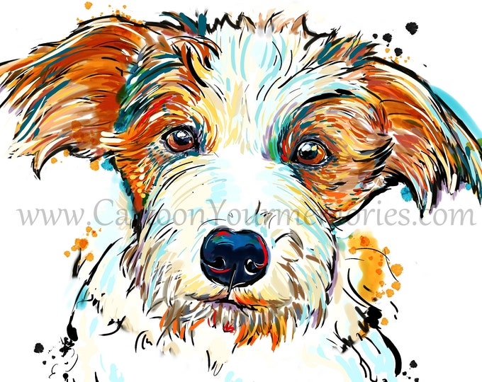 Wired Hair Jack Russell