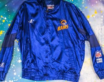 wholesale dealer df052 3f546 Rams jacket | Etsy