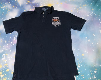 8030a1f3722b1 RALPH LAUREN 1967 Polo Challenge Cup Shirt Size M