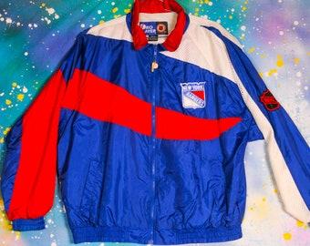 New York RANGERS Pro Player Starter style Jacket Size XL 5663f909b