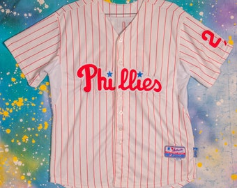 d57927dc Philadelphia PHILLIES Baseball Jersey #26 Size 48