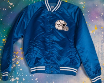 Indianapolis COLTS Football Starter Jacket Size M 0acab50d1