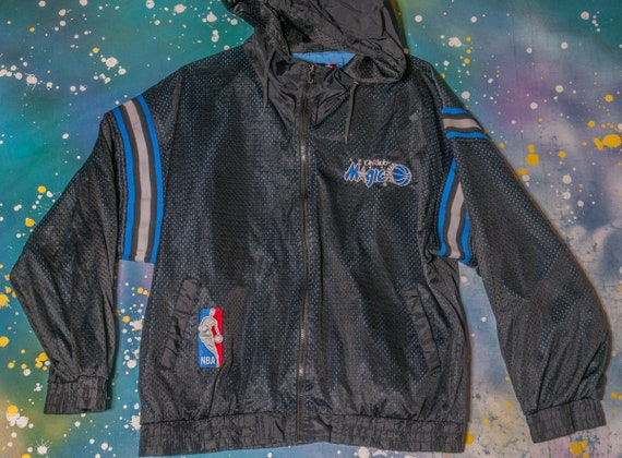 Orlando MAGIC Basketball Starter Jacket Size XL
