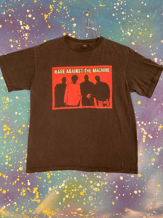 RAGE Against The MACHINE Rock T-shirt Size L